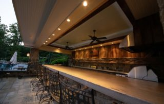 Outdoor Bar Grill11