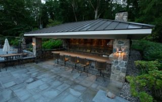 Outdoor Bar Grill7