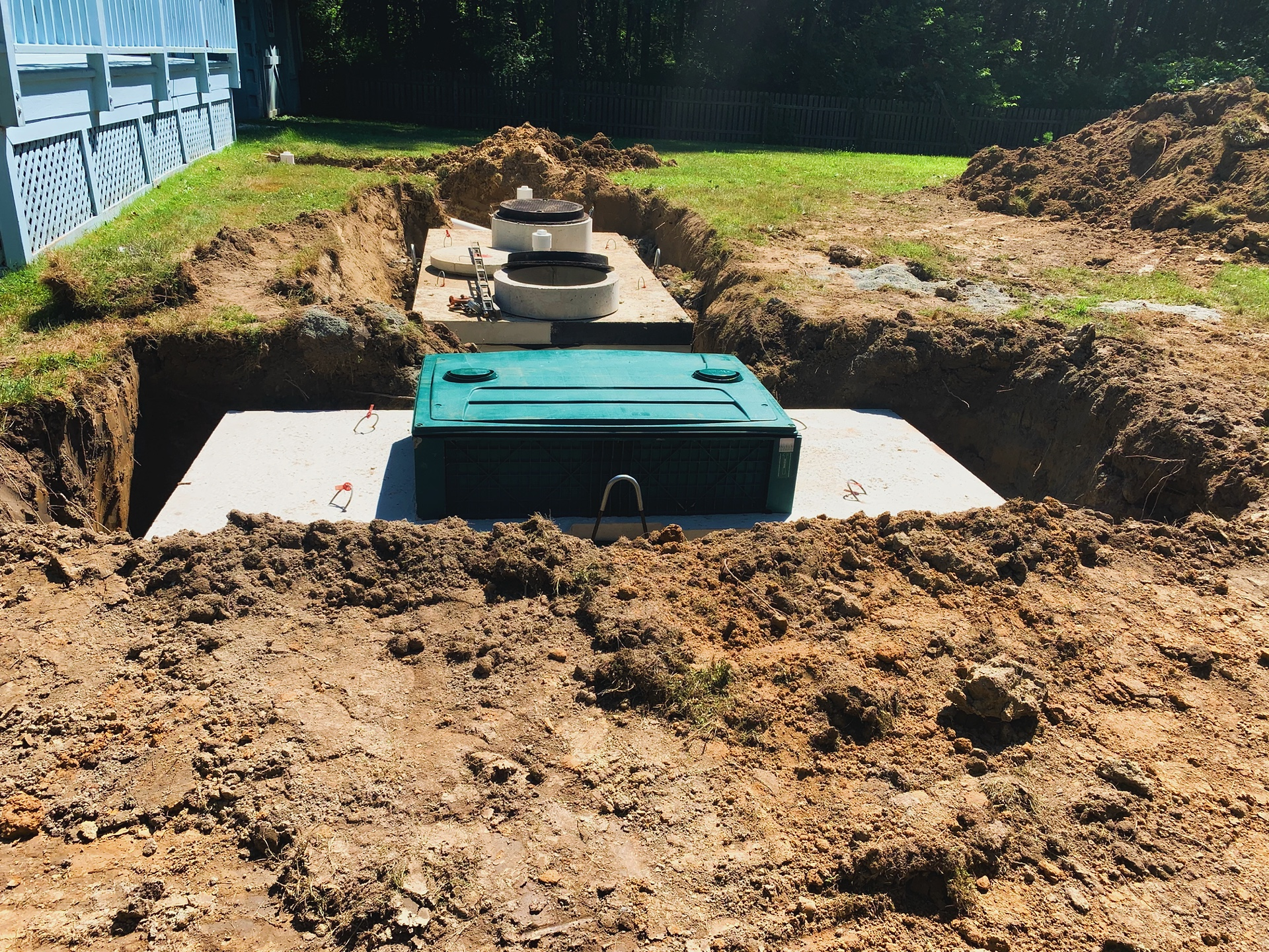 New-Septic-System-Ecoflo-septic-system-